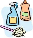 So what is in your cleaning bucket?