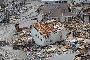 There have been so many natural disasters in 2011