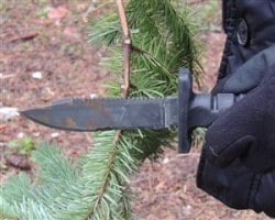 Back to Basics: The Survival Knife