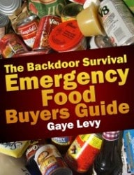 Emergency Food Buyers Guide | Backdoor Survival