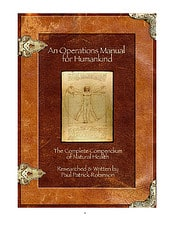 Winter Book Festival and Giveaway: Patrick Robinson and Operations Manual for Humankind