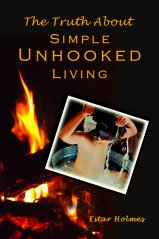 Winter Book Festival and Giveaway: Estar Holmes and The Truth About Simple Unhooked Living