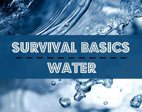 Backdoor Survival: What You Need to Know About Water