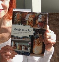 Summer Book Festival and Giveaway: Meals In A Jar by Julie Languille