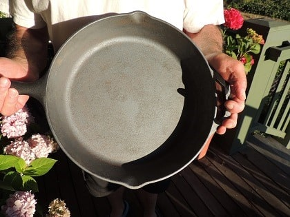 7 Tips for Cast Iron Mavens - Backdoor Survival