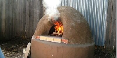 How to Build an Outdoor Mud Oven for Now and When the SHTF