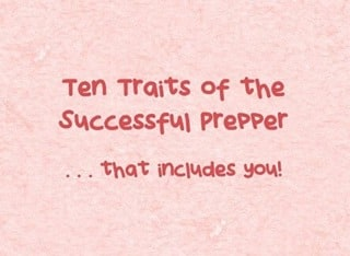 10 Things That Preppers Get Right