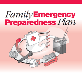 Survival Basics: 10 Steps for Preparing a Family Emergency Plan