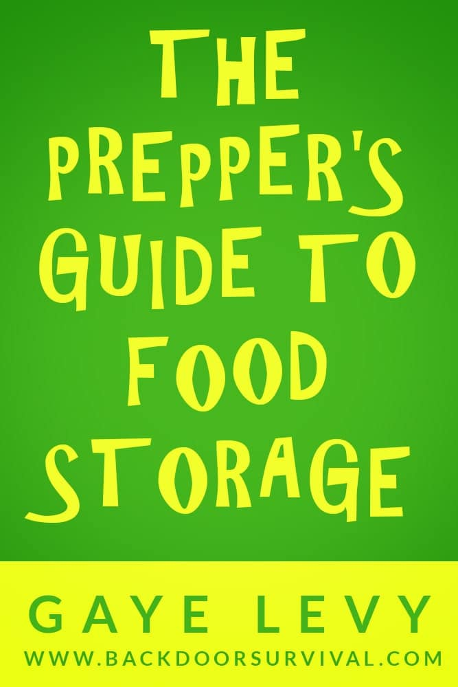 The Prepper's Guide to Food Storage | Backdoor Survival