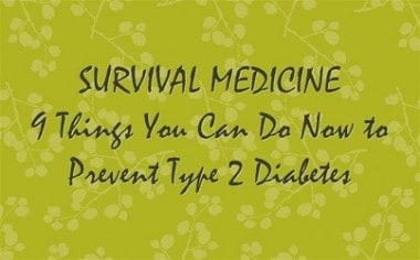 Survival Friday: Diabetes and Survival