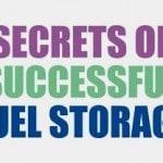 Secrets of Successful Fuel Storage