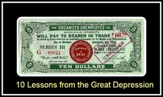 10 Facts About the Great Depression