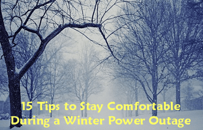 15 Winter Tips for Comfort