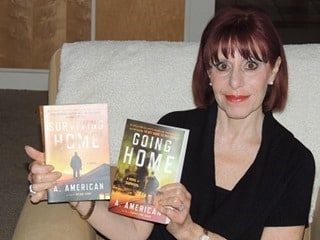BDS Book Festival: Going Home, Surviving Home + Interview with A. American