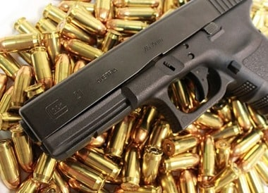Glock and Ammo