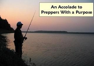 Prepper with a Purpose
