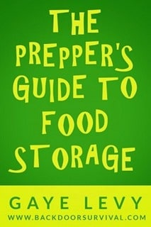Preppers Guide to Food Storage 268 x 403