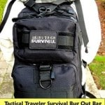 The Tactical Traveler Bug Out Bag – Review