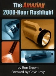 BDS Book Festival – The Amazing 2000-Hour Flashlight by Ron Brown