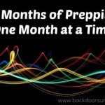 Getting Prepared Month 9: Duct Tape and Drills