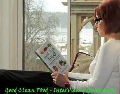 BDS Book Festival: Good Clean Food + Chat with Beth Leibson