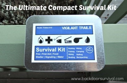 The Ultimate Compact Survival Kit | Backdoor Survival
