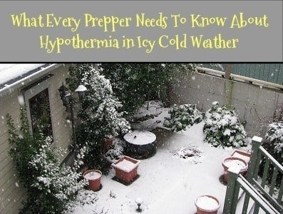 What Every Prepper Need to Know About Hypothermia