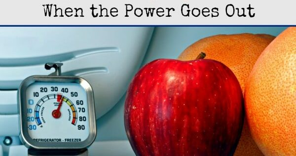 11 Tips for Keeping Food Safe When the Power Goes Out