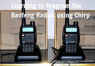 BaoFeng Ham Radio Initial Charge Buzz