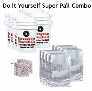 Do It Yourself SuperPail Combo