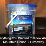 Free Food! The Mountain House Moveable Feast | via www.backdoorsurvival.com
