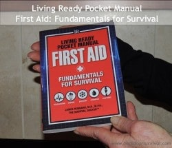BDS Book Festival – Living Ready Pocket Manual: First Aid + Interview with James Hubbard