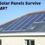 Will Solar Panels Survive an EMP?