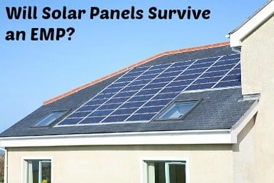 will solar panels survive an EMP