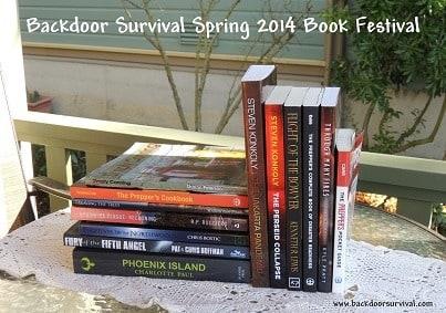 Book Festival 5 Spring 2014 Banner