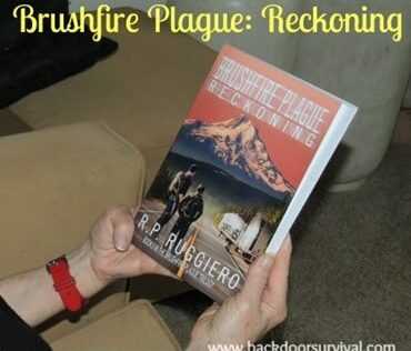 Spring 2014 Book Festival: Brushfire Plague Reckoning + Interview with R.P. Ruggiero
