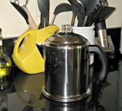 Percolator for Coffee