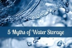 The Five Myths of Water Storage