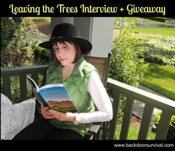 Leaving the Trees Interview   Giveaway