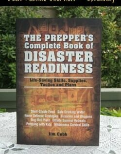 Spring 2014 Book Festival: Prepper's Complete Book of Disaster Readiness