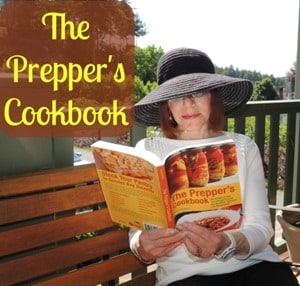The Preppers Cookbook Backdoor Survival