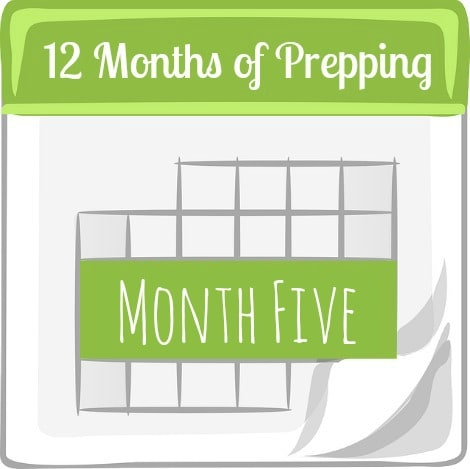 12 Months of Prepping Month Five - Backdoor Survival