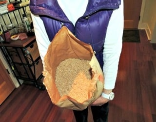 2FoodStorage Bag of Wheat