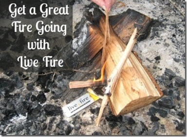 Get a Great Fire Going with Live Fire