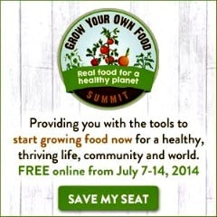 Grow Your Own Food Summit - BDS