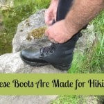 These Boots Are Made for Hiking + Altai Tactical Boots