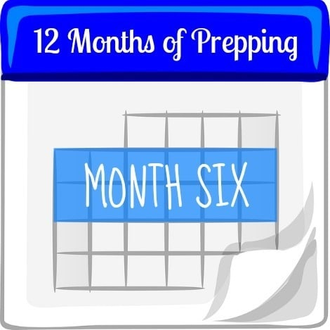 12 Months of Prepping Month Six - Backdoor Survival