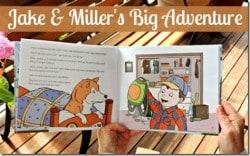 Spring 2014 Book Festival: Jake & Miller's Big Adventure