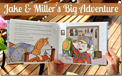 Jake and Millers Big Adventure