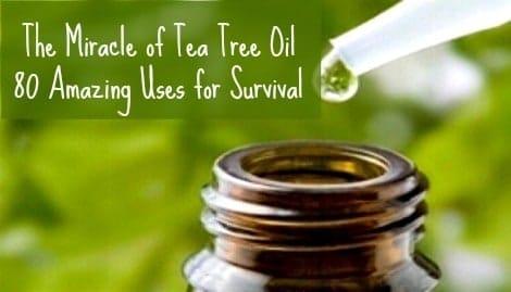 Miracle of Tea Tree Oil 470